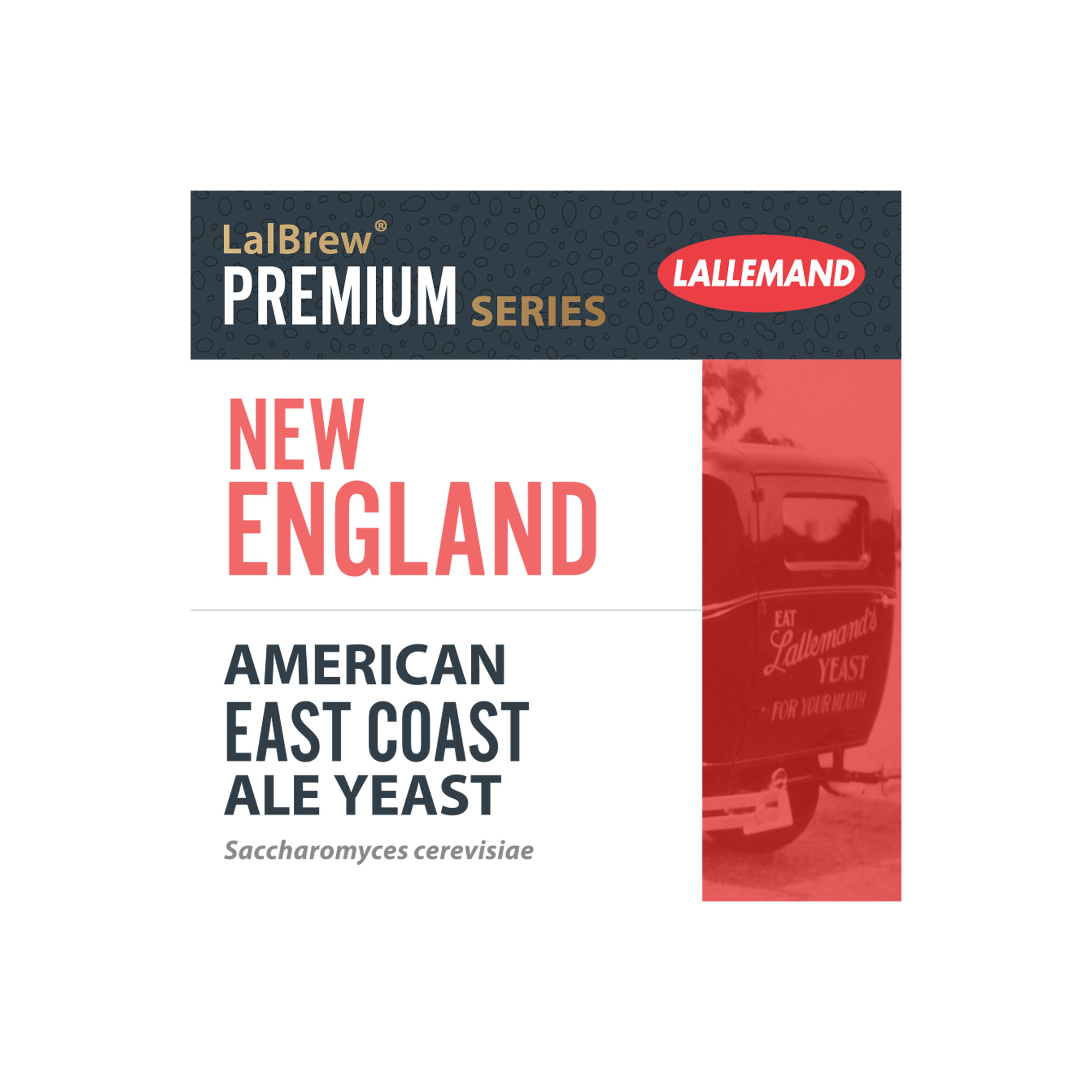 LalBrew® New England 11 g (Lallemand)