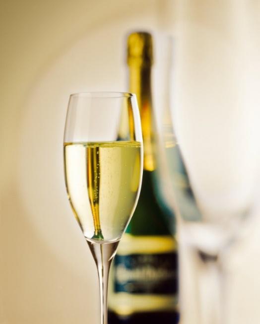 Produkce šumivého vína